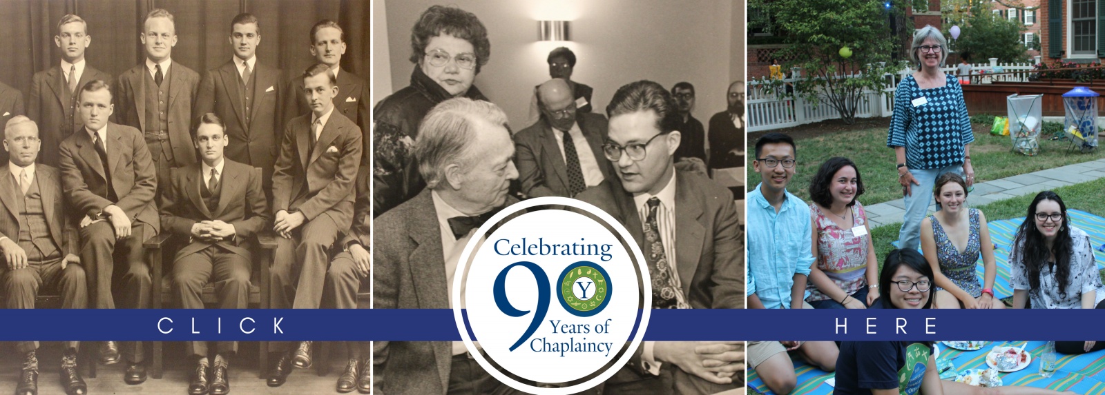 Celebrating 90 Years of Chaplaincy