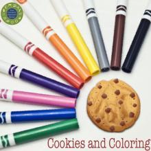 Cookies & Coloring